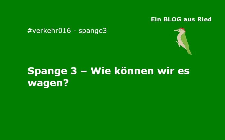 Verkehr-Spange 3