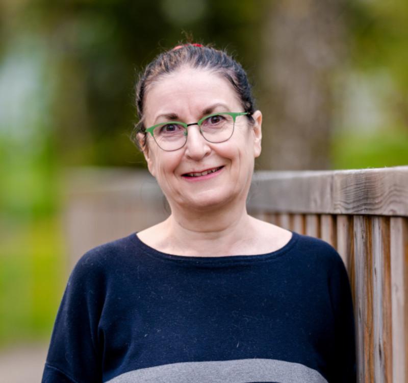 Sabine Haury