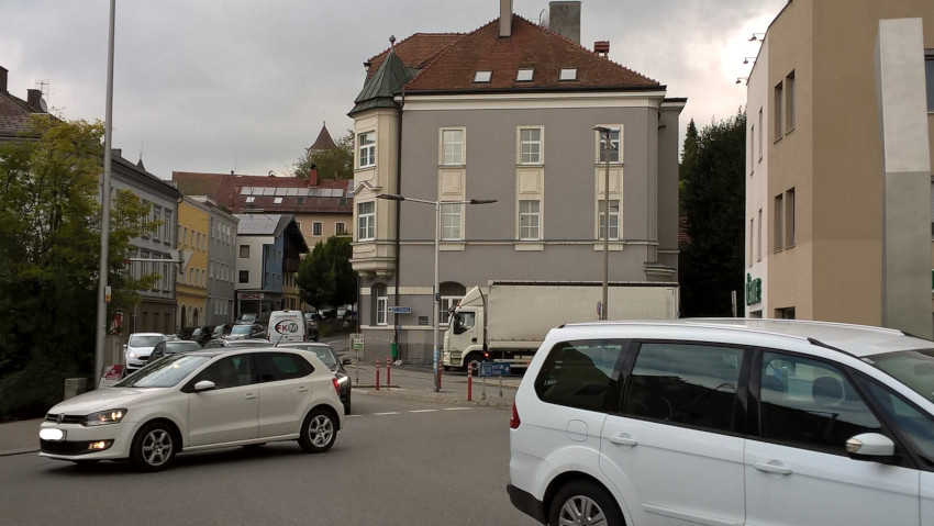 Landshuter Platz