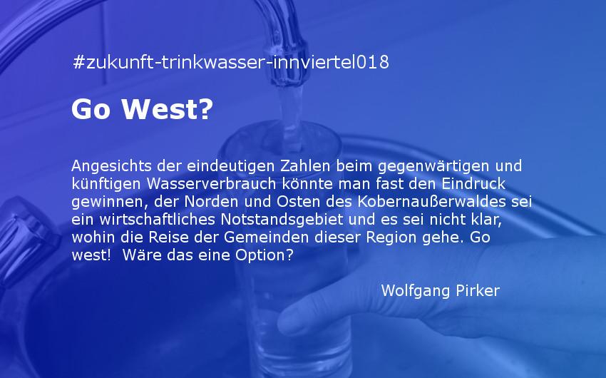 Go West?